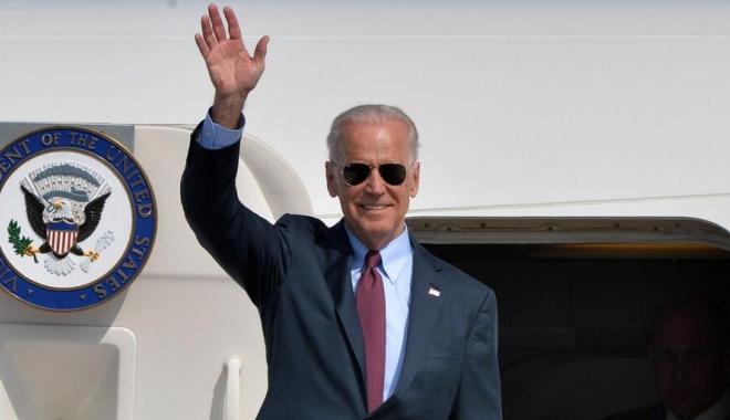 Foto: Joe Biden, vizită în Irak, pe fondul crizei politice din această țară