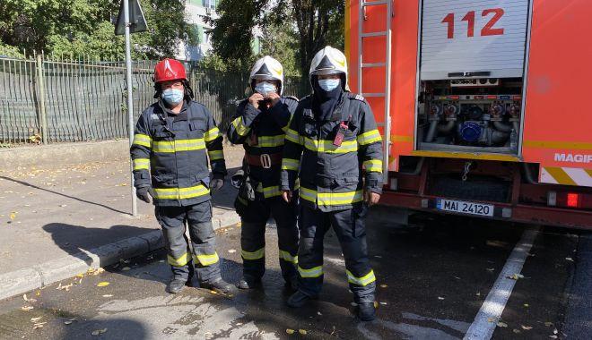 Pompierii, la datorie! Ce verifică din trei în trei ore, în secțiile de terapie intensivă și în Urgență - jos-1634059542.jpg