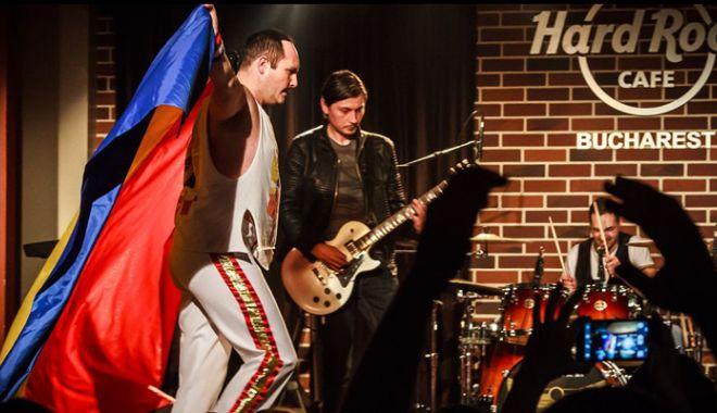 Foto: Joseph Lee Jackson vine în România pentru cel mai tare concert tribute Queen
