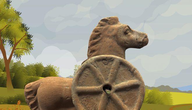 Jucăriile din Tomisul antic, prezentate într-o expoziţie online - jucarii1-1624038393.jpg