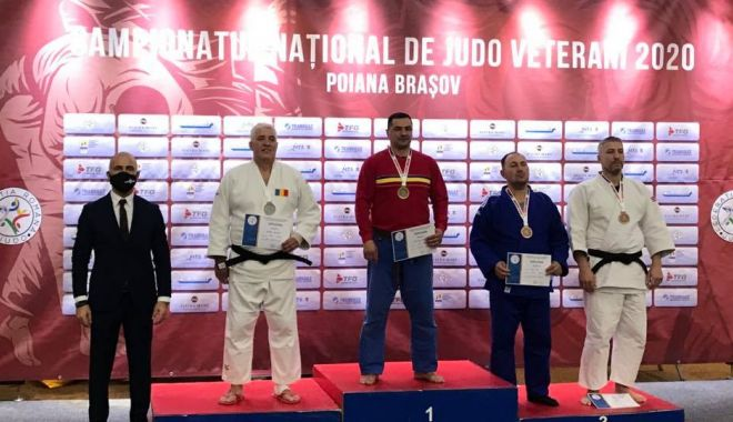 Judokanii de la CS Agigea, pe podium la Naţionalele veteranilor - judo-1606142820.jpg