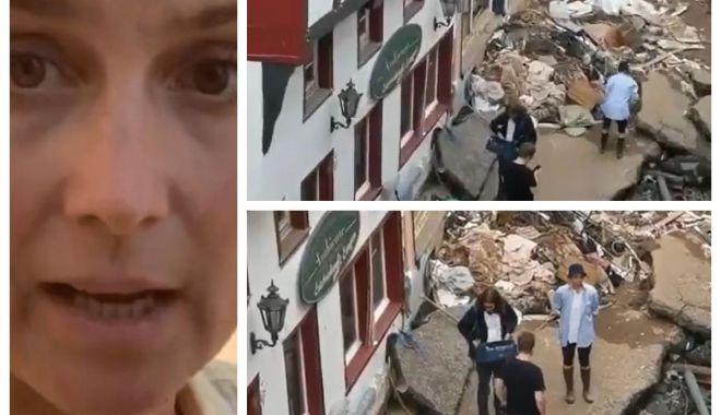 Jurnalistă RTL, concediată pentru că a vrut să dramatizeze într-o transmisiune live - jurnalista-1627064595.jpg
