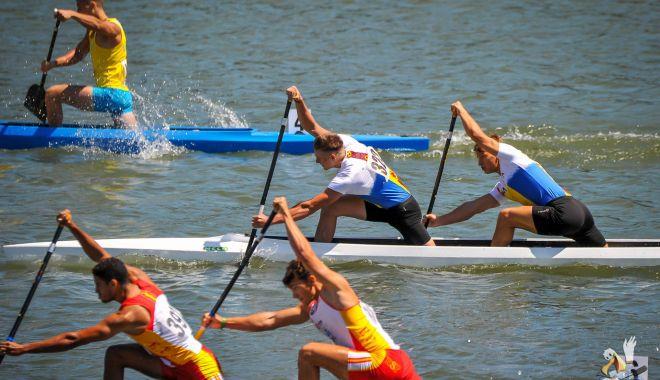 Foto: Campionatul European de Canoe din România a fost reprogramat