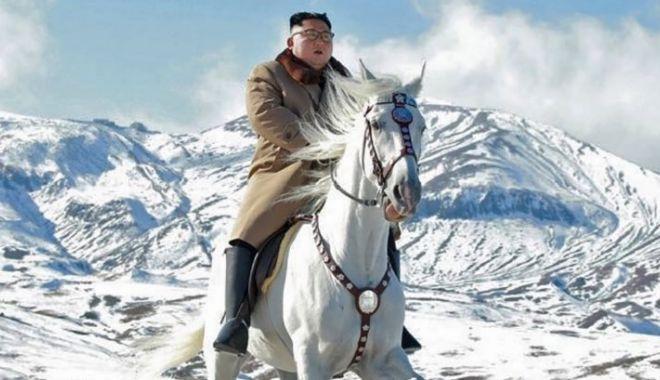 Foto: Lumea își ține răsuflarea! Kim Jong-un pregătește un mare anunț