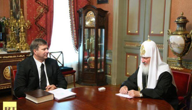 Patriarhul Rusiei, acuzat că ar avea iaht și avion. Doar ceasul lui costă 30.000 $ - kiril-1575728948.jpg