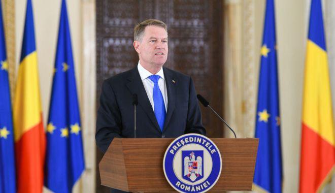 Foto: Legea pentru combaterea finanțării terorismului, promulgată  de Klaus Iohannis