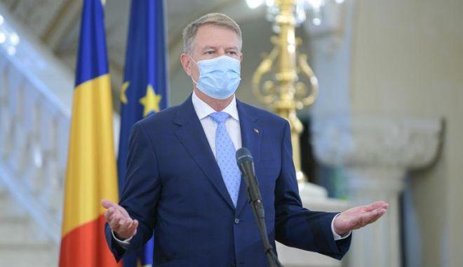 Președintele Klaus Iohannis face declarații de presă la ora 14:00 - klausiohannis-1594714281.jpg