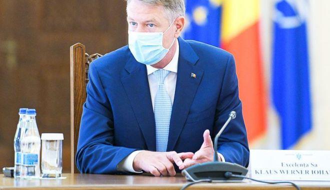Klaus Iohannis: Parteneriatul strategic dintre România și Franța trebuie aprofundat și consolidat - klausiohannis1-1594724153.jpg