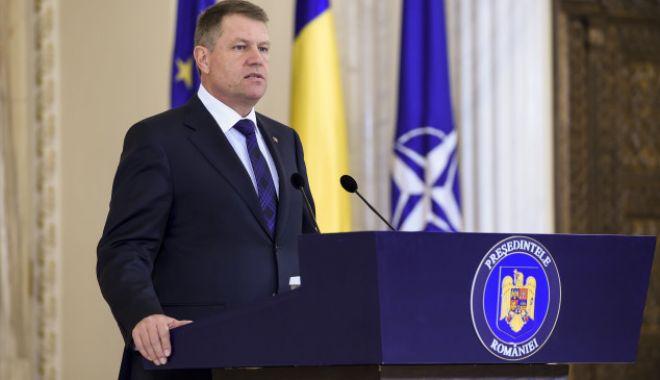 Foto: Iohannis a anunțat că o să-l schimbe pe George Maior din funcția de ambasador