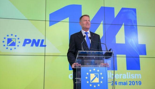 Liberalii îi pregătesc lansarea lui Iohannis pentru prezidențiale. Strângerea de semnături începe pe 10 august - klauss-1565016373.jpg