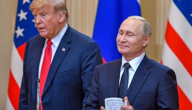 Foto: Kremlinul consideră posibilă o scurtă discuție Trump-Putin la summitul G20