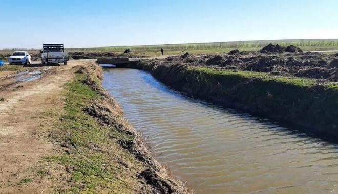 """S-a făcut curățenie pe cursul de apă Nuntași. """"Gunoaiele nu trebuie să ajungă în lac"""" - laculnuntasi-1614192546.jpg"""