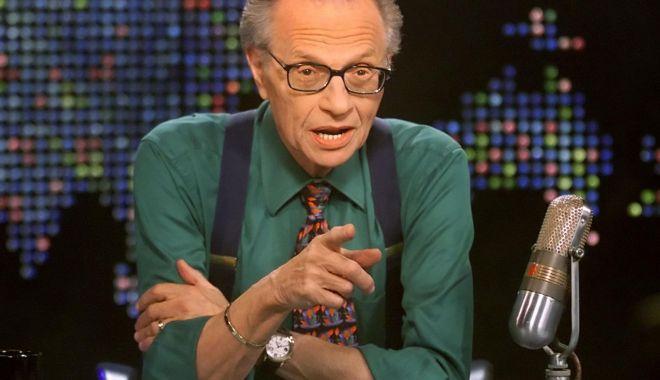 Larry King a murit la 87 de ani, în spital, după infecția cu COVID - larryking-1611409705.jpg