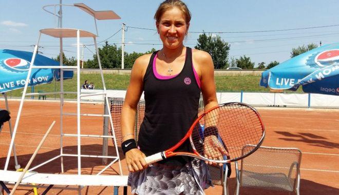Foto: WTA Praga: Laura Ioana Paar, în turul doi al calificărilor - Jaqueline Cristian, eliminată