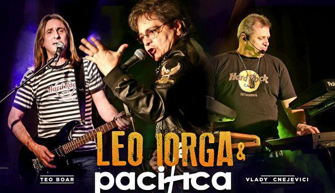 Foto: Leo Iorga & Pacifica, în concert la Eforie Nord