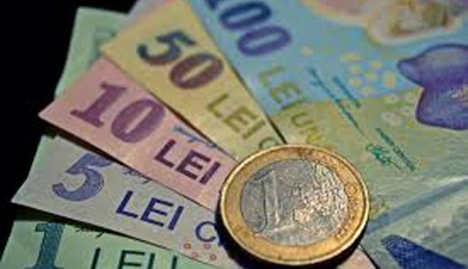 Leu câștigă la euro și francul elvețian, dar pierde la dolar - leul-1486479450.jpg