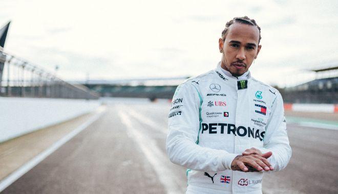 Foto: Pilotul britanic Lewis Hamilton nu are nicio intenție să plece de actuala sa echipă, Mercedes