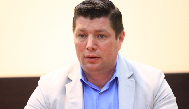 Foto: Primarul Iulian Soceanu, reconfirmat ca președinte la PNL Techirghiol
