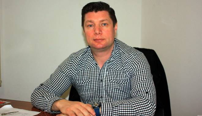 Foto: Liberalul Iulian Soceanu, validat candidat al PNL pentru Primăria Techirghiol