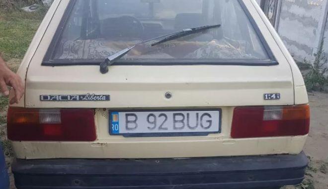 Foto: Raritate! O Dacie 1325 Liberta poate deveni vehicul istoric? GALERIE FOTO