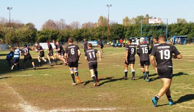 Clasă specială de rugby, la Liceul