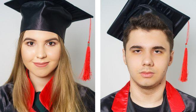Foto: Ei sunt absolvenții de 10! Premii, felicitări și invitații la Neversea și Untold