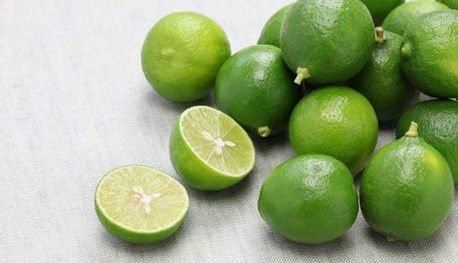 Foto: Lime-ul este un bun aliat în lupta cu diabetul