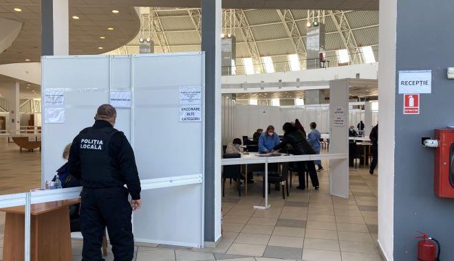 Linie telefonică directă la centrul de vaccinare de la Pavilionul Expoziţional - linietelefonica-1613685472.jpg