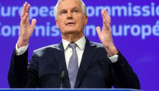 """Foto: """"Lipsa unui acord cu Londra până la finalul anului implică tarife pentru produsele britanice"""""""