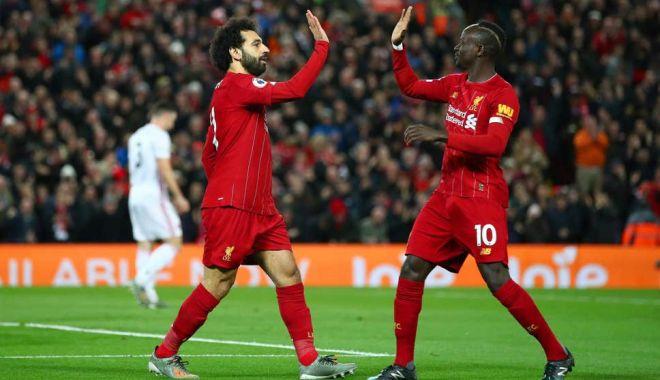 Foto: Premier League va interzice sărbătorirea în grup a golurilor și schimburile de tricouri