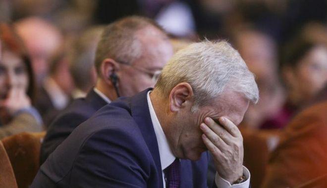 Foto: Liviu Dragnea vrea să scape de închisoare. Instanța Supremă judecă marți cererea sa