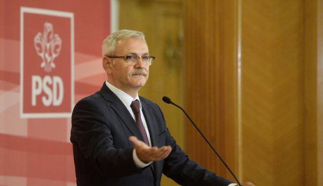 Foto: Liviu Dragnea: PSD va organiza o campanie de informare privind referendumul