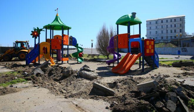 Locul de joacă din Portul Tomis se extinde! - locdejoacatomis3-1585915684.jpg