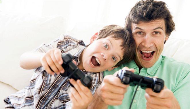 Foto: Logică de la tată la fiu