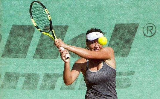 Tenis, ITF Biarritz / Loredana Roșca s-a calificat în finala probei de dublu - loredanaro537ca-1563550453.jpg