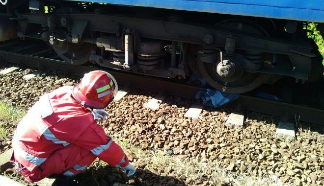 Foto: Adolescent de 16 ani, spulberat de tren. Cum s-a întâmplat tragedia