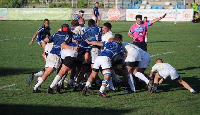 Foto: Lovitură pentru  echipele de rugby.  Ce se întâmplă  cu Divizia Națională