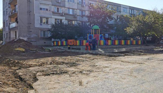 Lucrări de amenajare pe mai multe străzi din Constanţa - lucrarideamenajare-1604517453.jpg