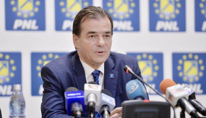 Ludovic Orban: Nu mai accept niciun atac din interiorul PNL împotriva PNL - ludovicorban-1539097949.jpg