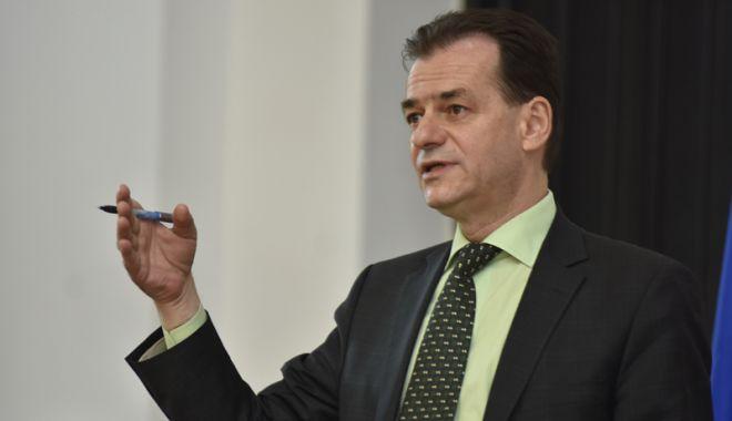 """Foto: Ludovic Orban: """"Vasilescu și Drăghici vor ajunge miniștri la calendele grecești"""""""