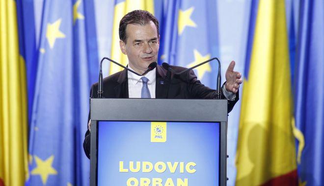 """Foto: Ludovic Orban: """"Rectificarea bugetară va fi adoptată în cursul acestei săptămâni"""""""