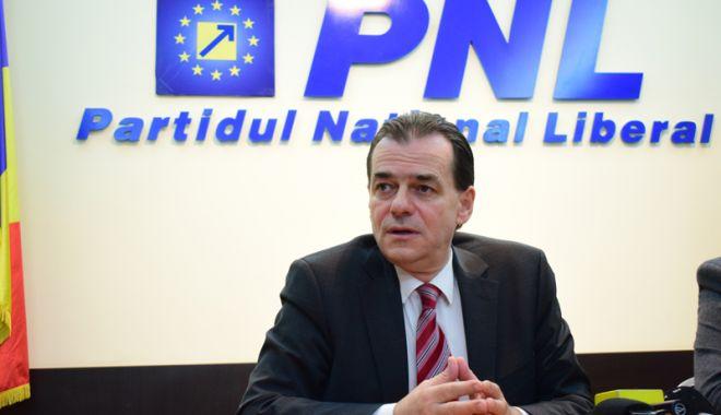 """Foto: Ludovic Orban, despre remanierea Guvernului: """"O răfuială între clanurile mafiote din PSD"""""""