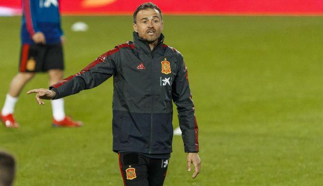 Foto: Spania va avea un nou selecționer. Luis Enrique revine pe bancă
