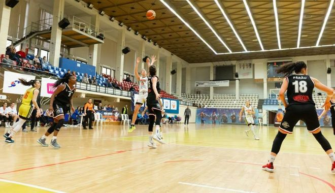"Foto: ""Lunetistele"" de la CS Phoenix-Știința au adus victoria la Brașov"