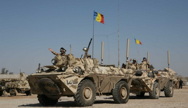 Patru militari români, răniți în Afganistan - lupiinegri-1368966609.jpg