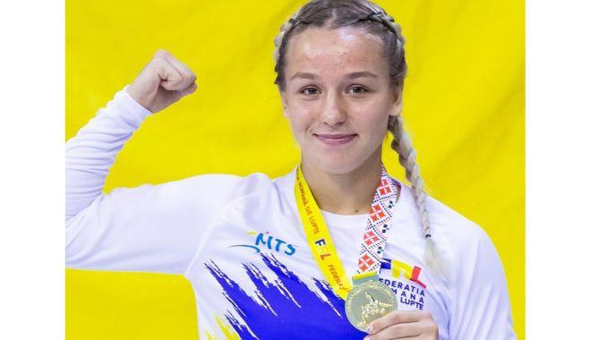 Luptătoarea constănţeană Andreea Beatrice Ana, calificată la JO de la Tokyo - luptatoarea2-1620575285.jpg