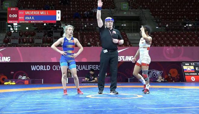 Lupte / Andreea Ana, la un pas de calificarea la Jocurile Olimpice de la Tokyo - lupteana705-1620402380.jpg
