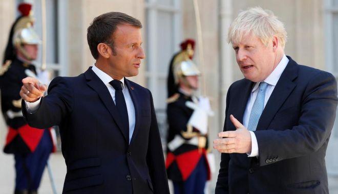 """Foto: Macron: """"O nouă amânare a Brexitului nu este în interesul nimănui"""""""