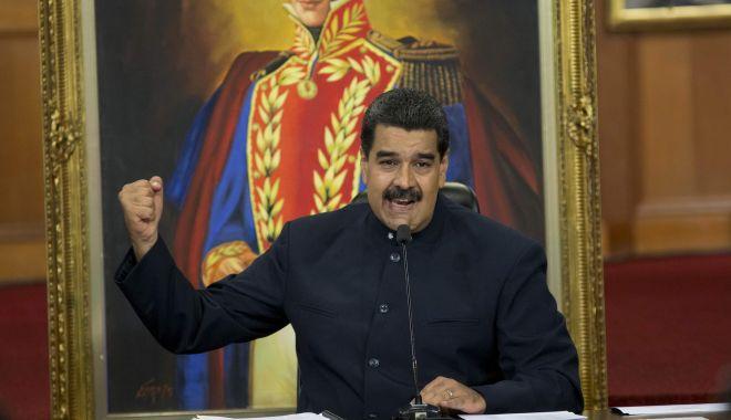 Foto: Maduro îi cere lui Guaido să convoace alegeri pe care susține că tot el le va câștiga