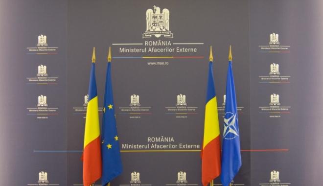 Foto: Diplomatul Paul Ciocoiu, purtător de cuvânt al MAE